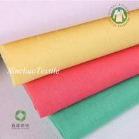 Wholesale China manufacture organic cotton voile fabric greige,dyed  for scarf n curtain from china suppliers