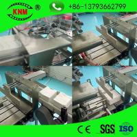 China Automatic napkin paper counting dispenser machine for napkin paper production line on sale