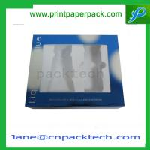 Wholesale Bespoke Gift Boxes Candy Box PVC Window Box Perfume Box Cosmetic Box  Paper Box from china suppliers