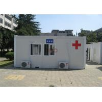 China Easy Knock Down Container Clinic Temporary Safety Environment Friendly for sale