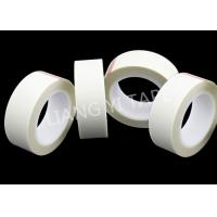 Wholesale 380V / 25mm Fabric Insulation Tape , Silicone Glue Coated Glass Cloth Tape from china suppliers