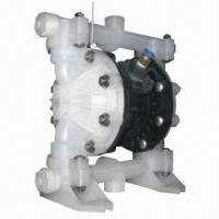 Wholesale Air-operated Diaphragm Pump with Plastic Body and 7-bar Maximum Air Pressure Range from china suppliers