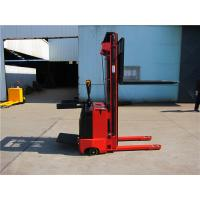 Wholesale 1.5 Ton Economic Mini Electric Pallet Stacker With 3000mm Lifting Height from china suppliers