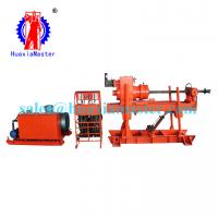 Wholesale Full hydraulic tunnel rig manufacturers promote full hydraulic water exploration drill rig geological exploration rig from china suppliers