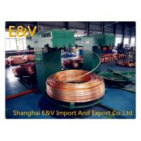 Wholesale 4000mt 14.4mm Upward Continuous Casting Machine For Copper 3000mm / Min from china suppliers