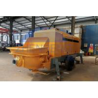 Wholesale Small Diesel Power Cement Concrete Pump With Mixer Water Conservancy Use from china suppliers
