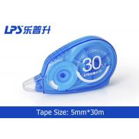 Wholesale Customized Assorted Color White Out Correction Tape 5mm * 30m from china suppliers