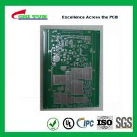 Quality Making 8 Layer Quick Turn PCB Prototypes Lead Free HASL Power Amplifier Pcb for sale