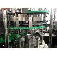 Wholesale Reasonable Stucture Glass Bottle Filling Machine SUS304 SS For Small Scale Filling from china suppliers