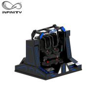 Wholesale Exciting Amusement Park  VR Motion Simulator 9D Cinema Super Pendulum Virtual Reality Game from china suppliers