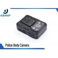 Wholesale GPS Law Enforcement Body Camera Small Police Using Body Camera with Night Vision from china suppliers