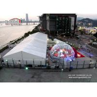 Wholesale 35x40m White Color Roof A-Shape Luxury Event Tent Aluminum Nigeria Tent from china suppliers
