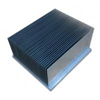 Wholesale Clear Alodined Aluminum Heatsink Extrusion Profiles 6063-T5 For Industry from china suppliers