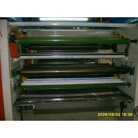 Wholesale 380V / 50HZ Glass fiber fabric Laminating Machine for water glue / solvent base from china suppliers