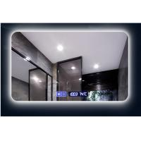 Buy cheap Intelligent non-frame bathroom mirror Bluetooth hotel toilet mirror customized from wholesalers