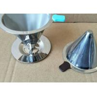 Wholesale Paperless Pour Over Coffee Filter , Dripper Stainless Steel Reusable Coffee Filter from china suppliers