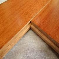 Wholesale Solid Kempas Timber Flooring (KP-T-F) from china suppliers