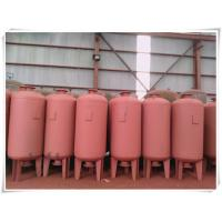 Wholesale Red Color Water Pump Diaphragm Pressure Tank For Water Supply System High Building from china suppliers
