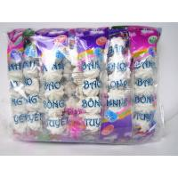 Wholesale Bread Shape White Colored Marshmallow Candy 5pcs In One Bag OEM from china suppliers