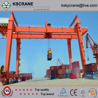 Material Handling Track-type Container Gantry Crane for sale
