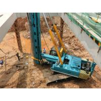 Buy cheap TH-50 Hydraulic piling rig new generation construction equipment with high from wholesalers