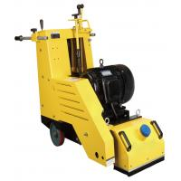 China Removing Glue / Oil Self Propelled Scarifier Concrete Floor Cleaning Machine300KG on sale