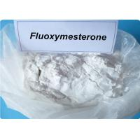 China Anabolic Androgen Steroid Powder Halotestin Fluoxymesterone For Bodybuilding Supplements for sale