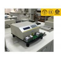 Wholesale High Performance Digital Ink Rub Tester For Papers 12 Months Warranty from china suppliers