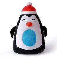 Wholesale Penguin Image Animated Plush Christmas Toys Eesy Clean Handcrafted OEM / ODM from china suppliers
