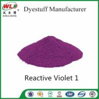 China Professional Clothes Dyeing Permanent Vat brillant violet 2R C I Vat Violet 1 on sale