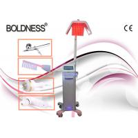 Wholesale Low Level Therapy Laser Hair Growth Machines 650nm With Ozone High Frequency Comb from china suppliers