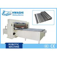 Hwashi 1 year warranty Stainless Steel Sheet Metal Welder Multi-point  with Best price and  High efficiency for sale
