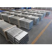 Wholesale Silver Galvanized Steel Profile Solar Mounting System PV Module Components from china suppliers
