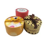 China Round Tubular Food Grade Tube Packaging Custom Design Food Cylinder Packaging for sale