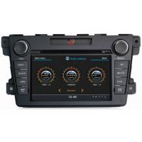 Wholesale Ouchuangbo S100 Car Head Unit Sat Navigation for Mazda CX-7 (2010-2011) Bluetoth TV Radio Stereo 1G CPU from china suppliers