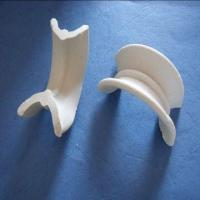 Quality Ceramic Intalox Saddle Ring for Absorbing Tower  for sale