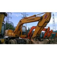 Wholesale Used HYUNDAI R130W-5 WHEEL EXCAVATOR SALE from china suppliers