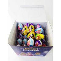 Wholesale 7g Chocolate Egg Funny And Lovely Kids' Snack Pop Snacks Taste Sweet And Crisp from china suppliers