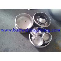 Stainless Steel End Caps For Pipes Alloy 625 / Inconel 625 / NO6625 / INCONEL
