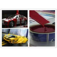 Wholesale Red Resin Automotive Spray Painting , Liquid Coating Custom Spray Paint from china suppliers