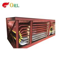 Wholesale 1 Ton Steam Boiler Water Wall , High Strength Gas Fire Steam Boiler Water Tube from china suppliers