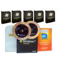 Microsoft Windows 7 Ultimate Edition , Windows 7 Ultimate OEM Pack For Global Area