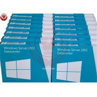 Wholesale OEM Software Windows Server Datacenter 2012 R2 Online Activation from china suppliers