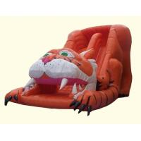 Buy cheap Inflatable Tiger Slide from wholesalers