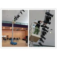 Quality Single Person Man Lift For Supermarket , GTWZ3-1003 Self Propelled Manlift for sale