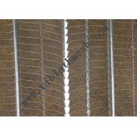Buy cheap 7*20mm Hole Galvanized Rib Lath Mesh For Industrial Building from wholesalers