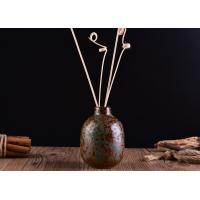 Wholesale Aromatic REmpty Diffuser Bottles Set 7 Colors Hand Made Decorative Reed Diffuser Bottles from china suppliers