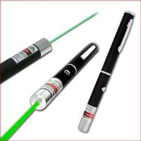 Wholesale 532nm 200mw green laser pointer green laser pen green laser beam light with five caps from china suppliers