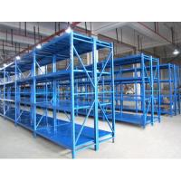 Wholesale Standard Size Medium Duty Racking Welded Upright For Garage Goods Storage Shelves from china suppliers