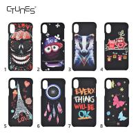 Buy cheap iphone8 Hard PC Case Creative Print Pattern Protective Case Drop Proof Cover Hard PC Case for Apple iPhone 8 from Wholesalers